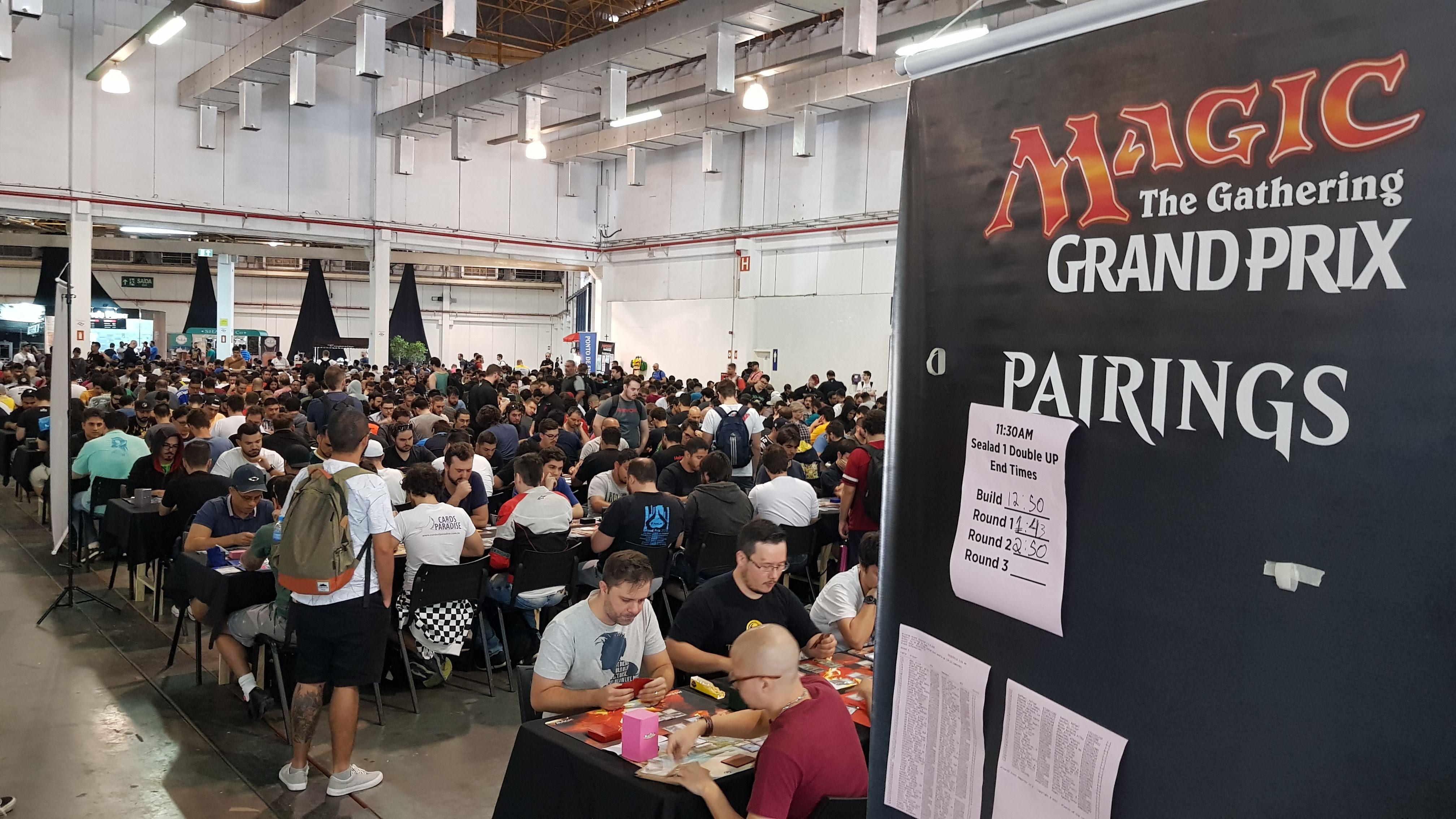 Wizards | Magic Fest São Paulo tem seu campeão do Amapá