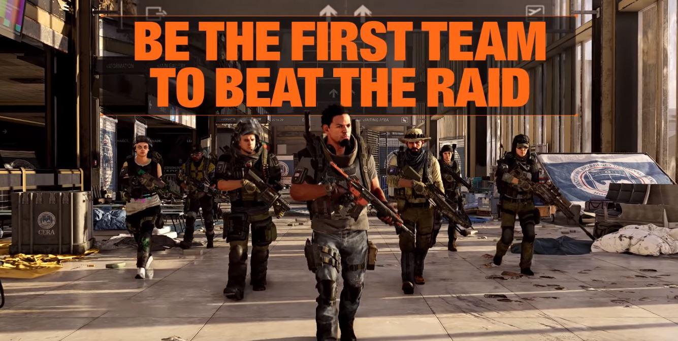 The Division 2 | Recebe a sua primeira Raid e poderá ser jogada a partir de amanhã (16)