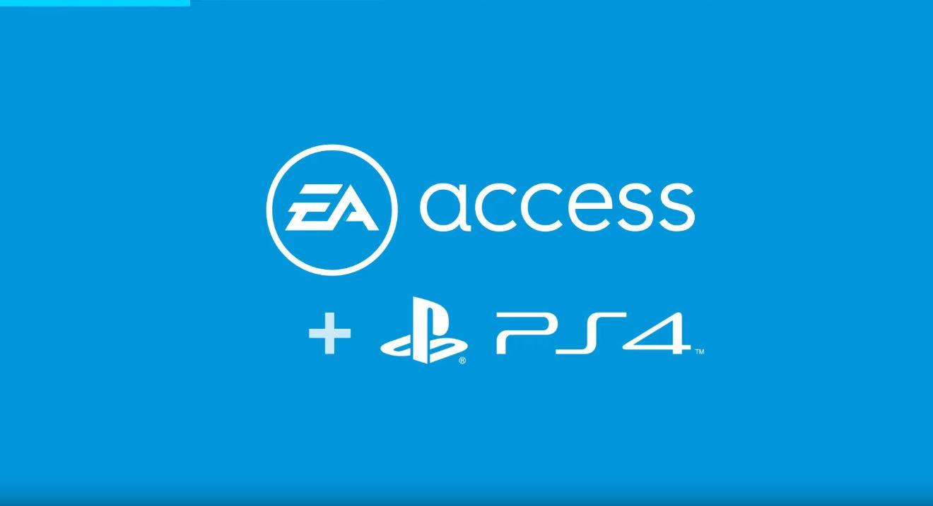Electronic Arts | EA Access foi anunciado oficialmente para o Playstation 4