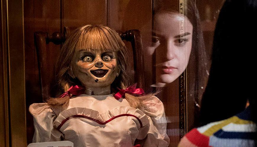 'Annabelle Comes Home' está muito melhor que esperávamos em novo trailer