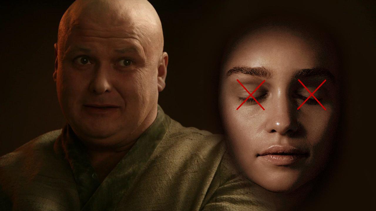 No último episódio, Varys estava tentando envenenar Daenerys e você nem notou!