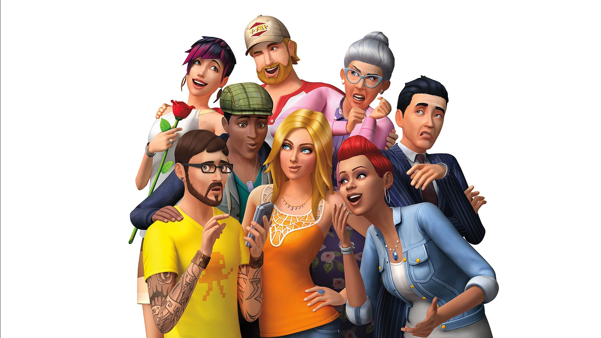 'The Sims 4' está de graça (até sabe deus quando)