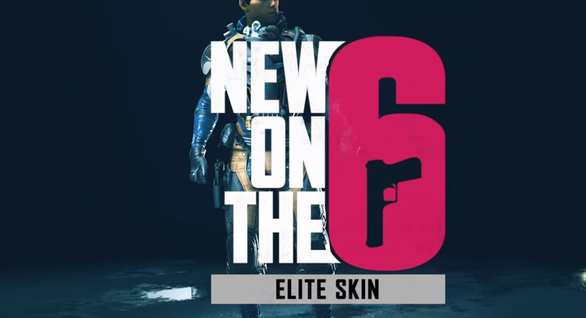Ubisoft | Novidades da expansão Operation Phantom Sight e nova skin Elite em Rainbow Six Siege
