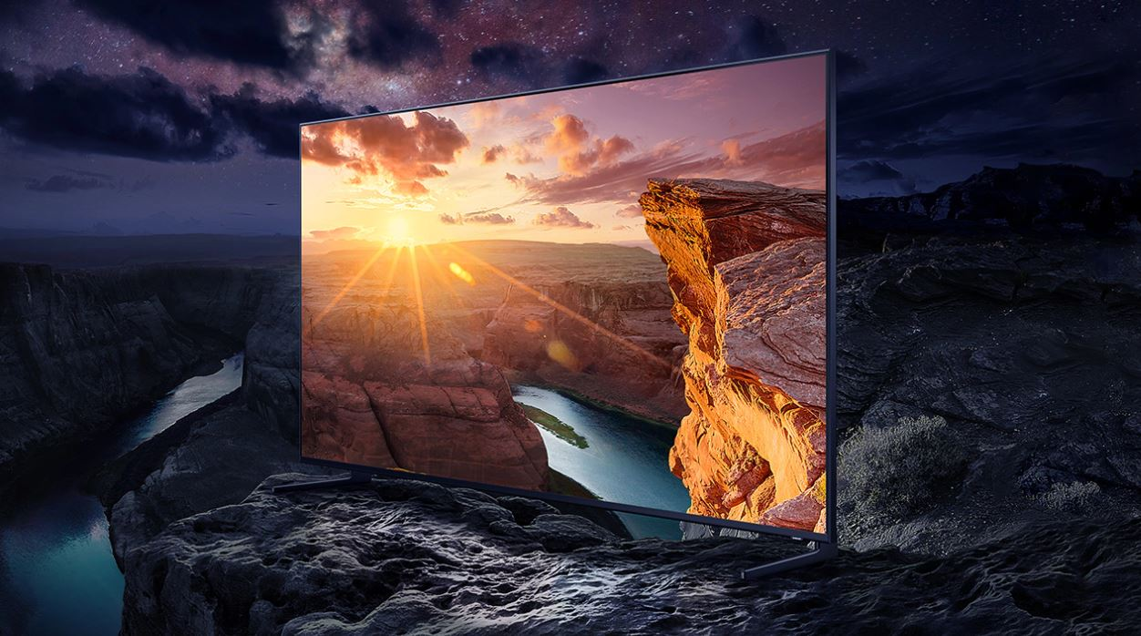 Samsung | Inteligência artificial melhora ainda mais a imagem de televisores 8K
