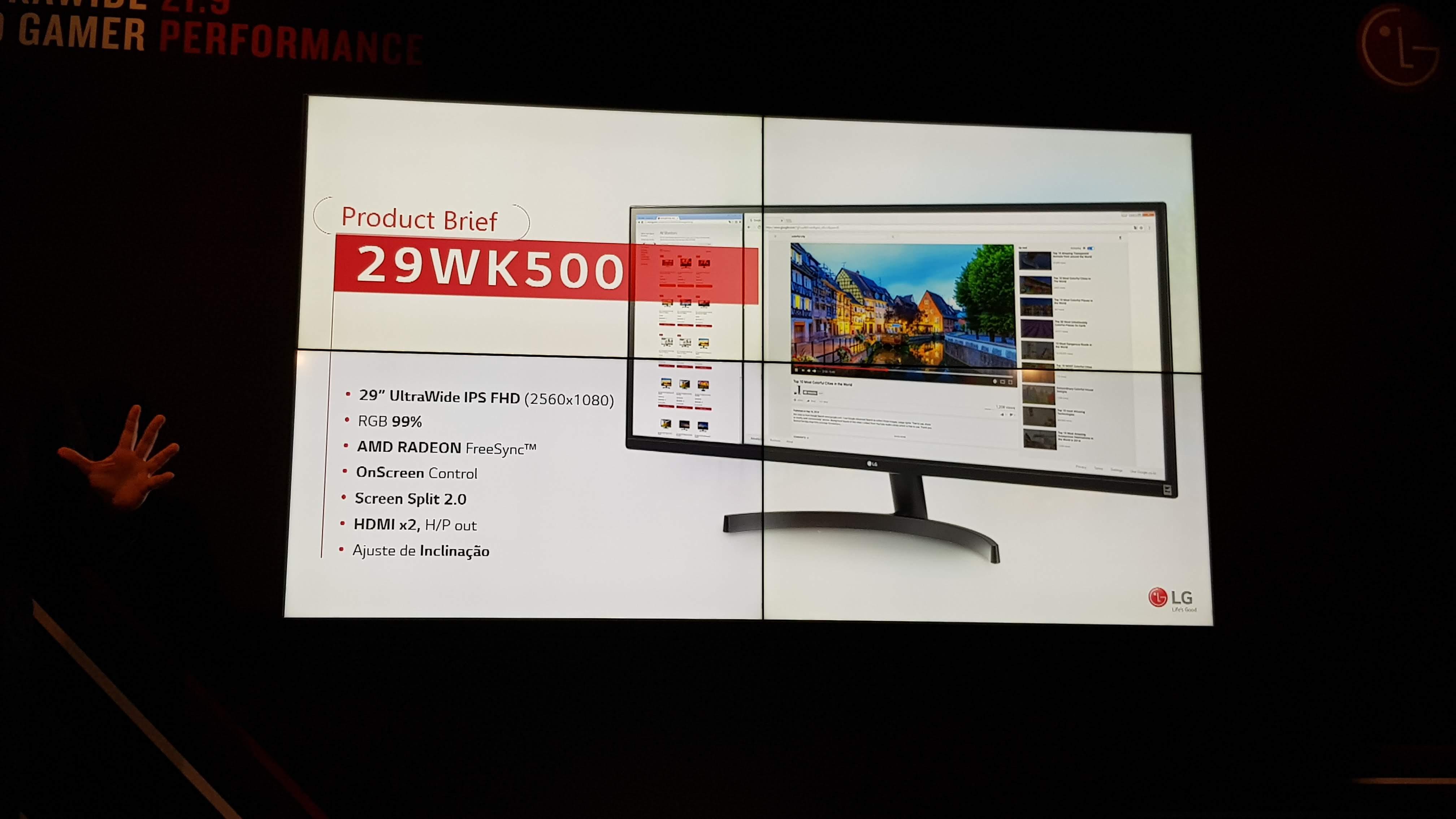 LG | Linha de monitores recebe novos modelos no Brasil
