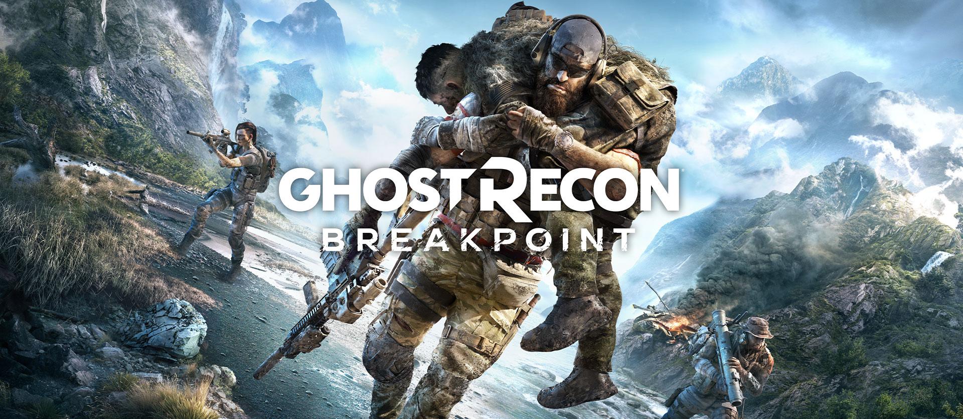 E3 2019 | Ghost Recon Breakpoint recebe novo trailer e Beta do jogo será em setembro