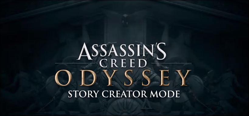 E3 2019 | Assassin's Creed: Odyssey recebe ferramenta para criar missões