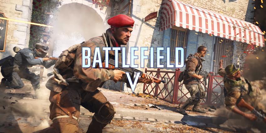 E3 2019 | Battlefield V recebe grande update, com mapas, armas e mais!