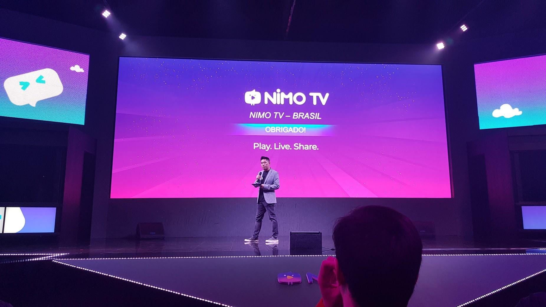 Focada em conteúdo mobile 'Nimo TV' chega oficialmente ao Brasil