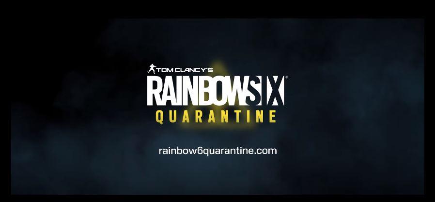 E3 2019 | Rainbow Six Quarantine foi anunciado pela Ubisoft