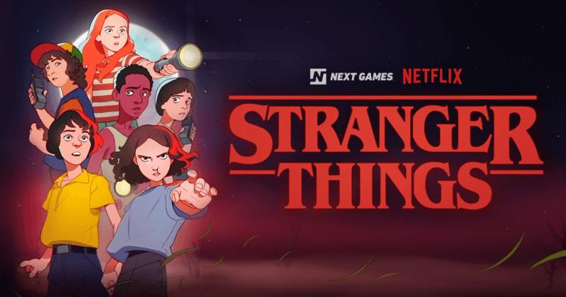 E3 2019 | Netflix anuncia novo jogo de celular inspirado no universo de Stranger Things