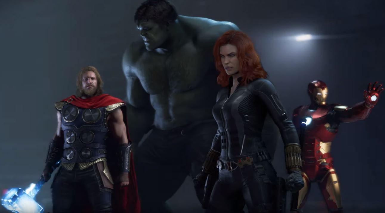 E3 2019 | Square Enix mostra trailer explosivo do novo jogo Marvel's Avengers