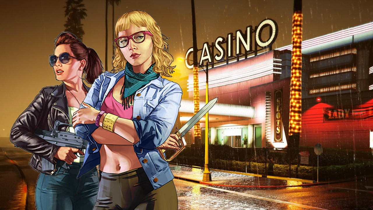 Rockstar Games |  Anunciou a abertura do 'The Diamond Casino & Resort' em GTA Online