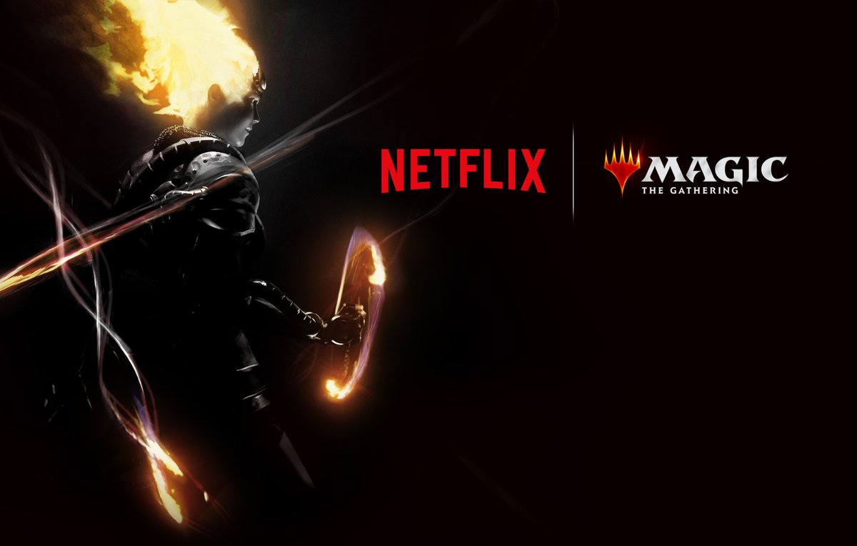 Netflix | Irmãos Russo anunciam anime de Magic: The Gathering na plataforma de streaming