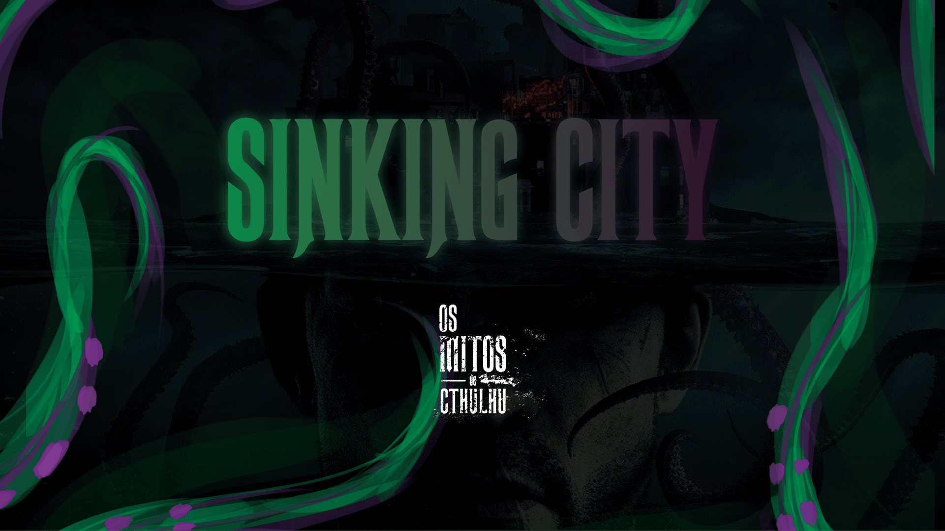 5 MOTIVOS para jogar The Sinking City | Mitos de Cthulhu