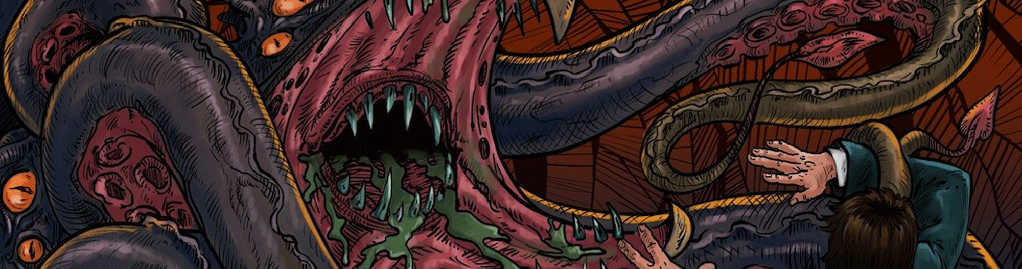 Monstro vermelho - 5 MELHORES jogos mobile
