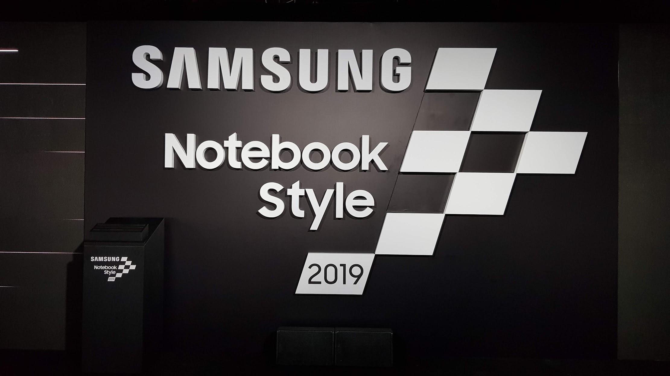 Notebook Samsung Style | Novo portfólio foi anunciado hoje no Brasil