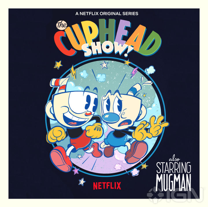 ACONTECEU! Cuphead irá virar série pela Netflix