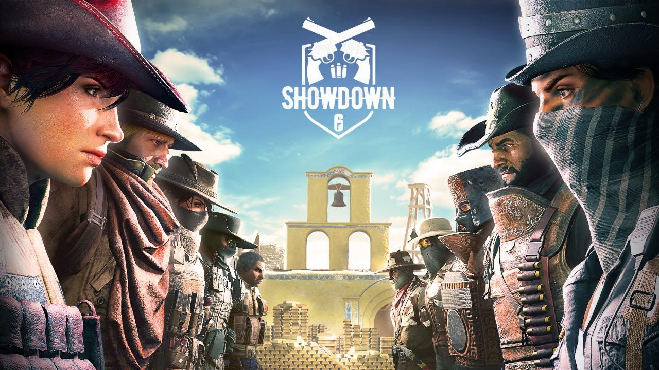 Evento Showdown | Um novo mapa de área segura 3×3 em Rainbow Six Siege