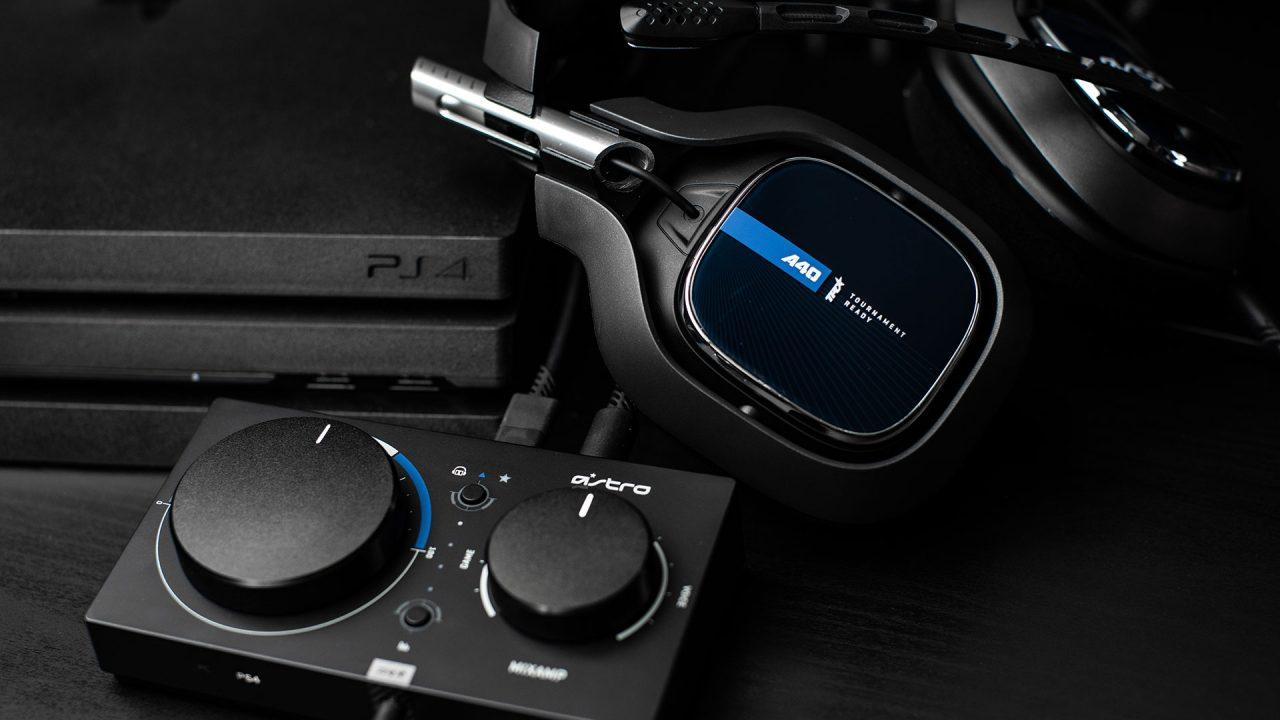 Análise | Headset Astro A40 + Mixamp Pro 2019 ostenta design, mas o preço desagrada