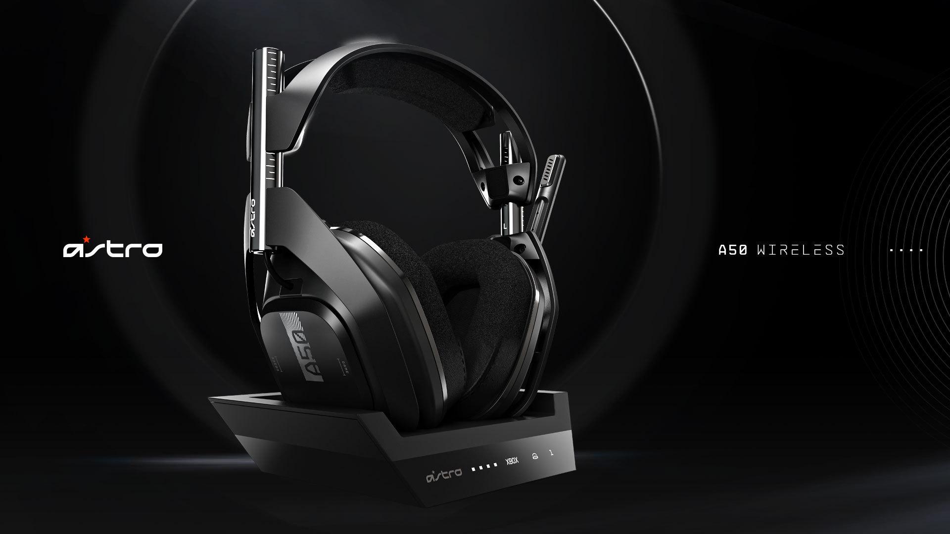 Novo headset ASTRO A50 + Base Station será lançado em agosto e é TOTALMENTE SEM FIO!