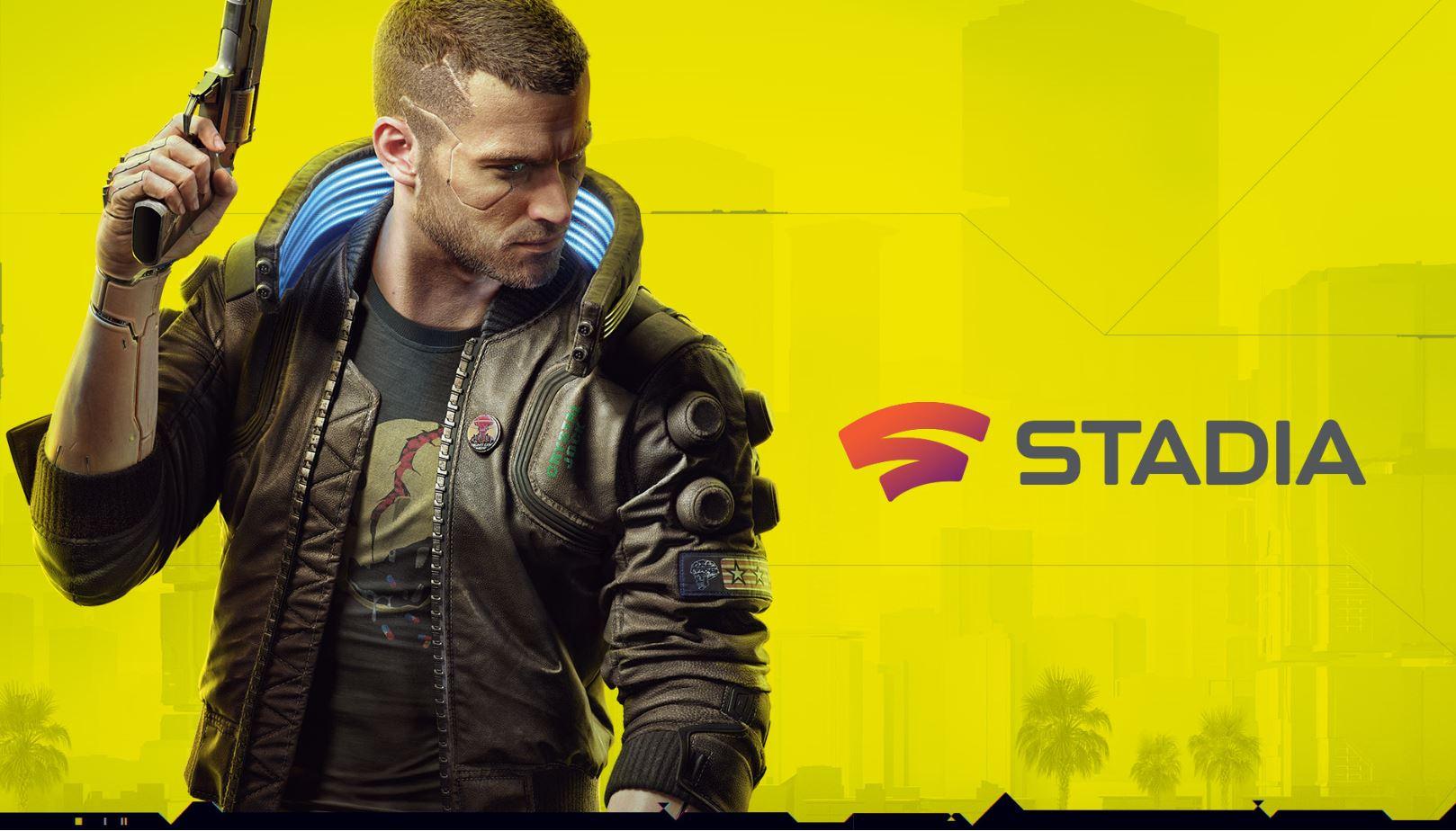 Gamescom 2019 | CD PROJEKT RED anuncia a chegada de Cyberpunk 2077 para o Stadia