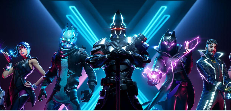 Epic Games | A temporada X chegou em Fortnite!