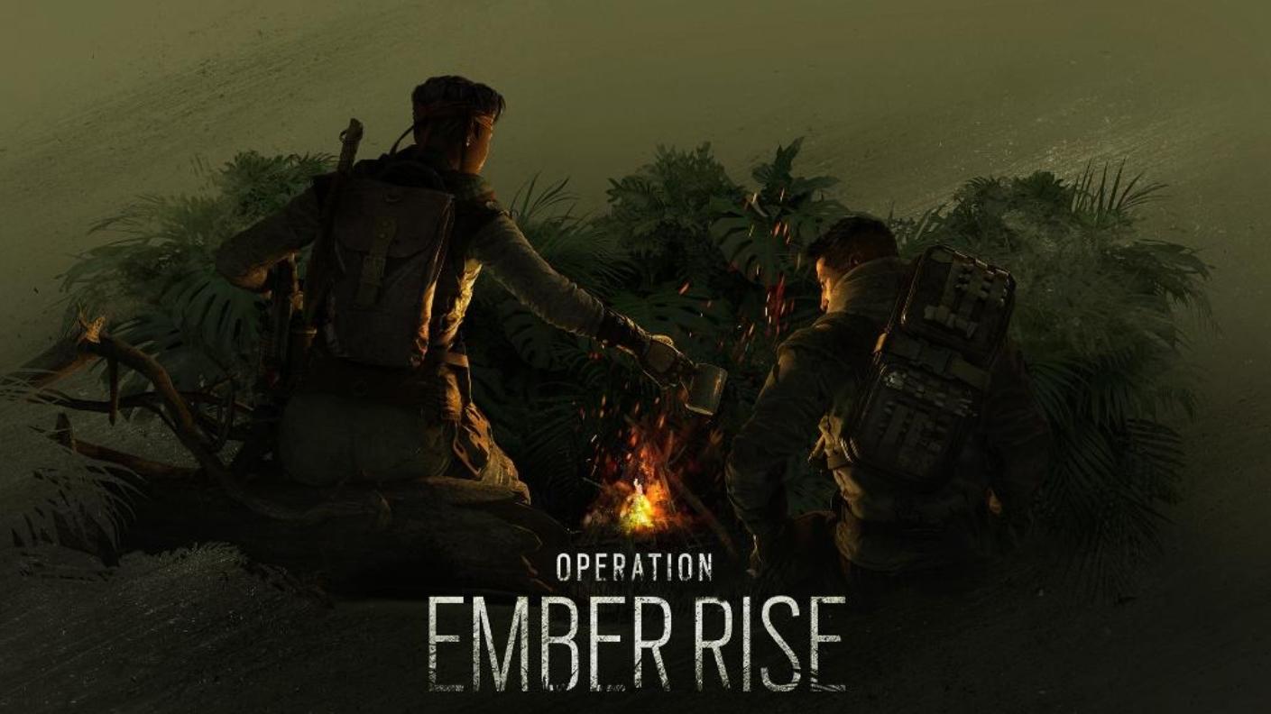 Rainbow Six Siege | OPERATION EMBER RISE é revelada, novo pacote Elite da Mira e mais!