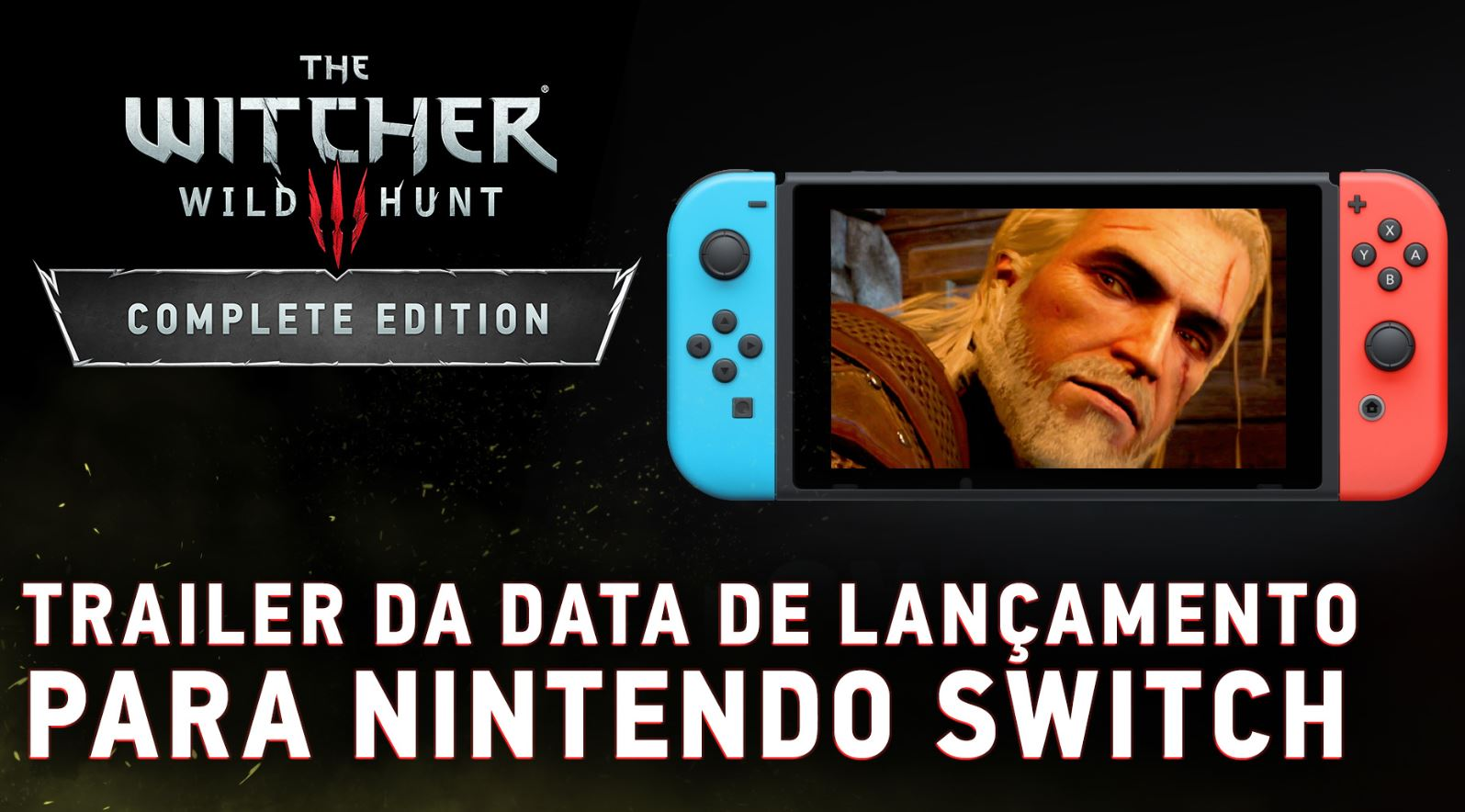 Gamescom 2019 | Gameplay e data de lançamento de The Witcher 3 para Nintendo Switch são revelados!