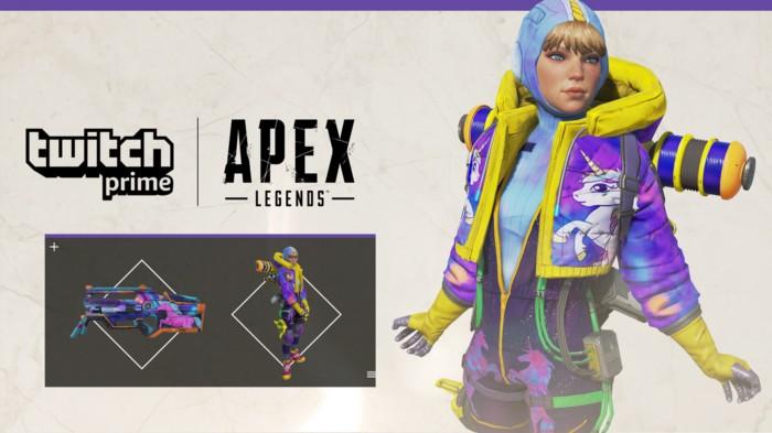 Apex Legends | Confira todas as skins presentes e futuras para assinantes Twitch Prime