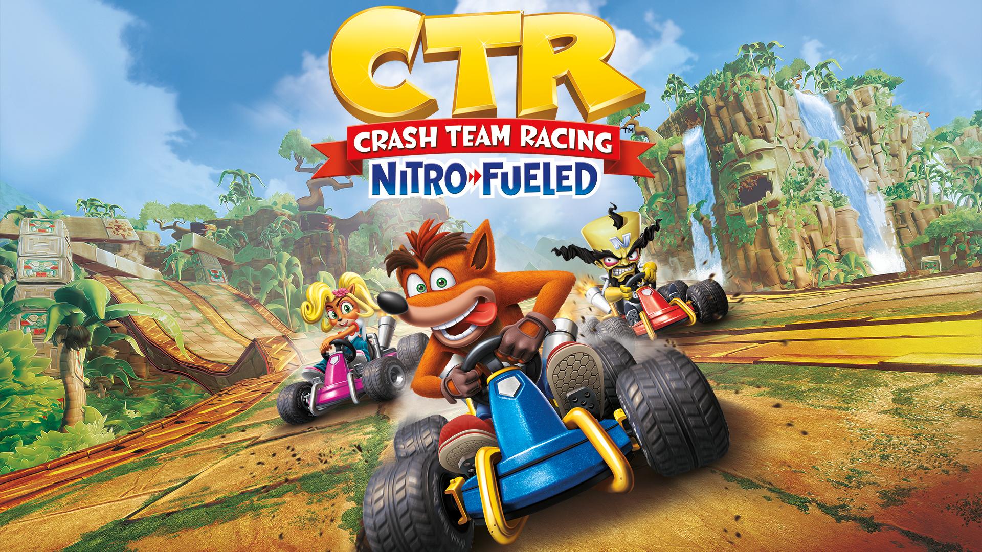 O MELHOR E O PIOR DE: Crash Team Racing Nitro-Fueled