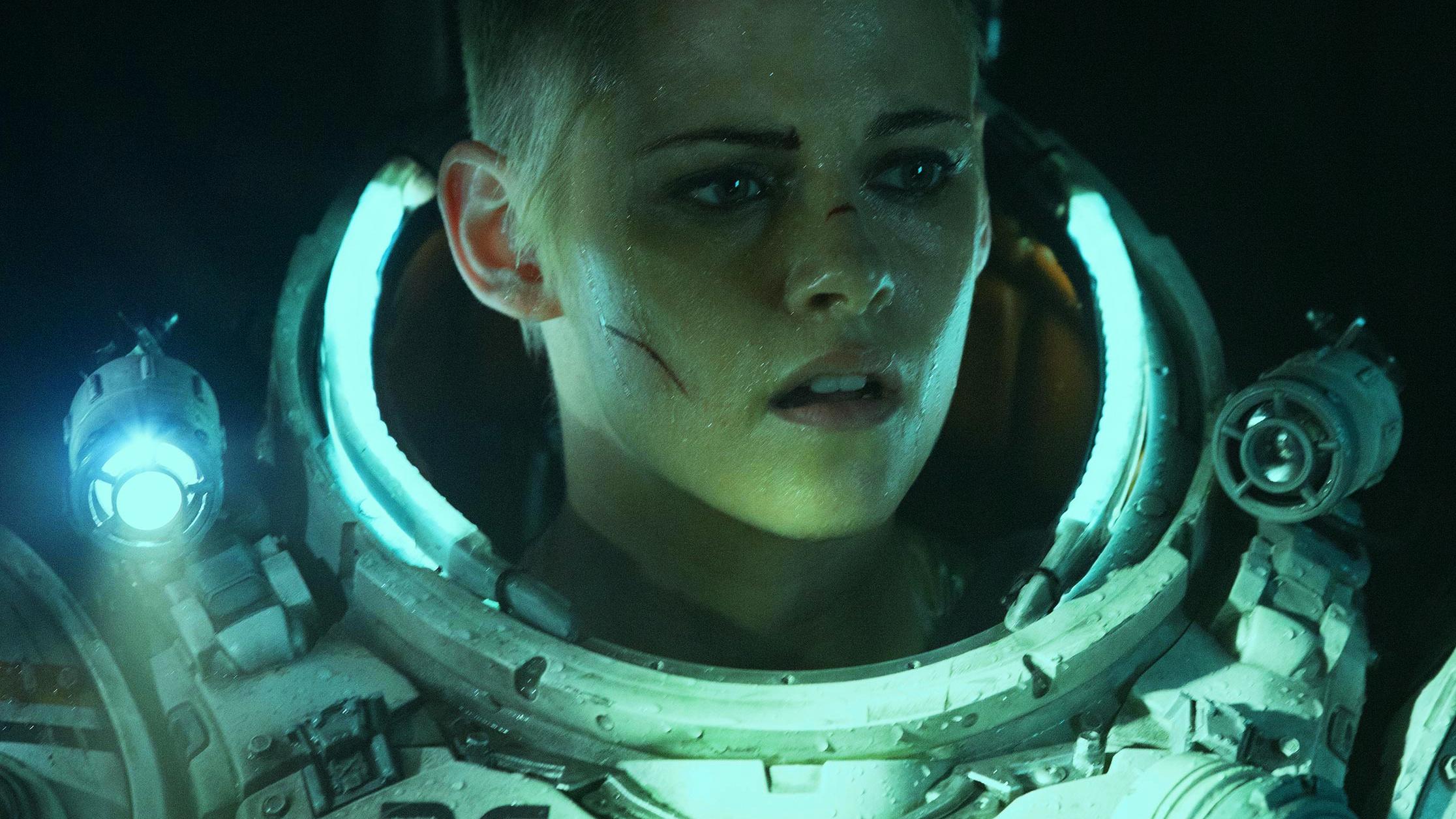Kristen Stewart enfrenta monstros debaixo d'água em novo longa