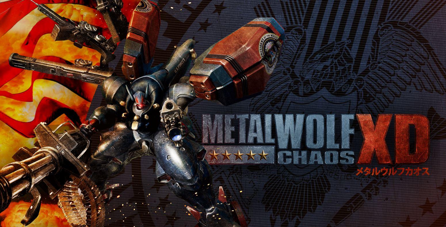 Devolver Digital | Metal Wolf Chaos XD é lançado para consoles e PC com animação incrível