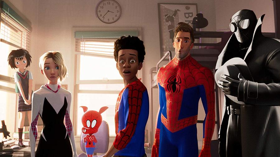 'Homem-Aranha no Aranhaverso' estreia na HBO GO entre outras novidades!
