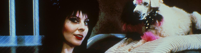 """Filmes de """"terror"""" - Elvira - A Rainha das Trevas"""
