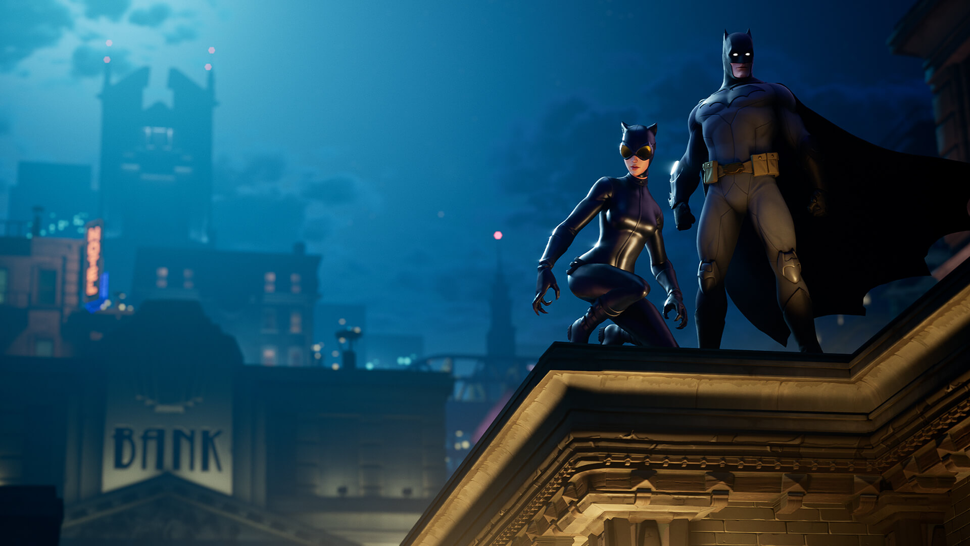 Epic Games | Batman chega ao mundo de Fortnite