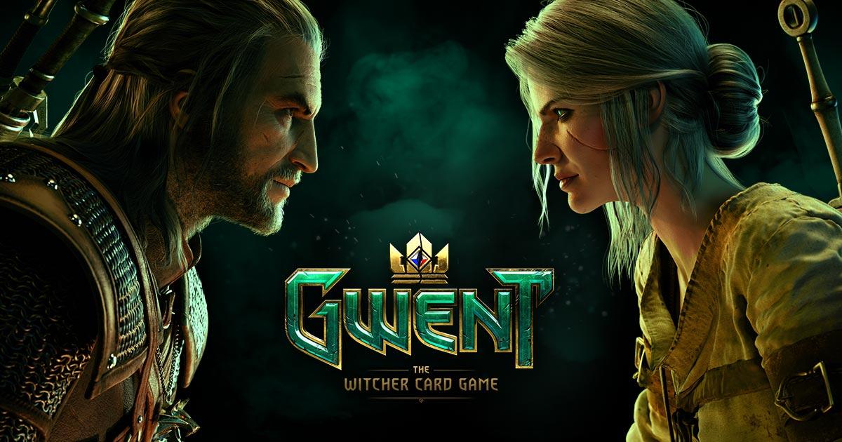 CD PROJEKT RED | GWENT: The Witcher Card Game chega ao IOS em Outubro