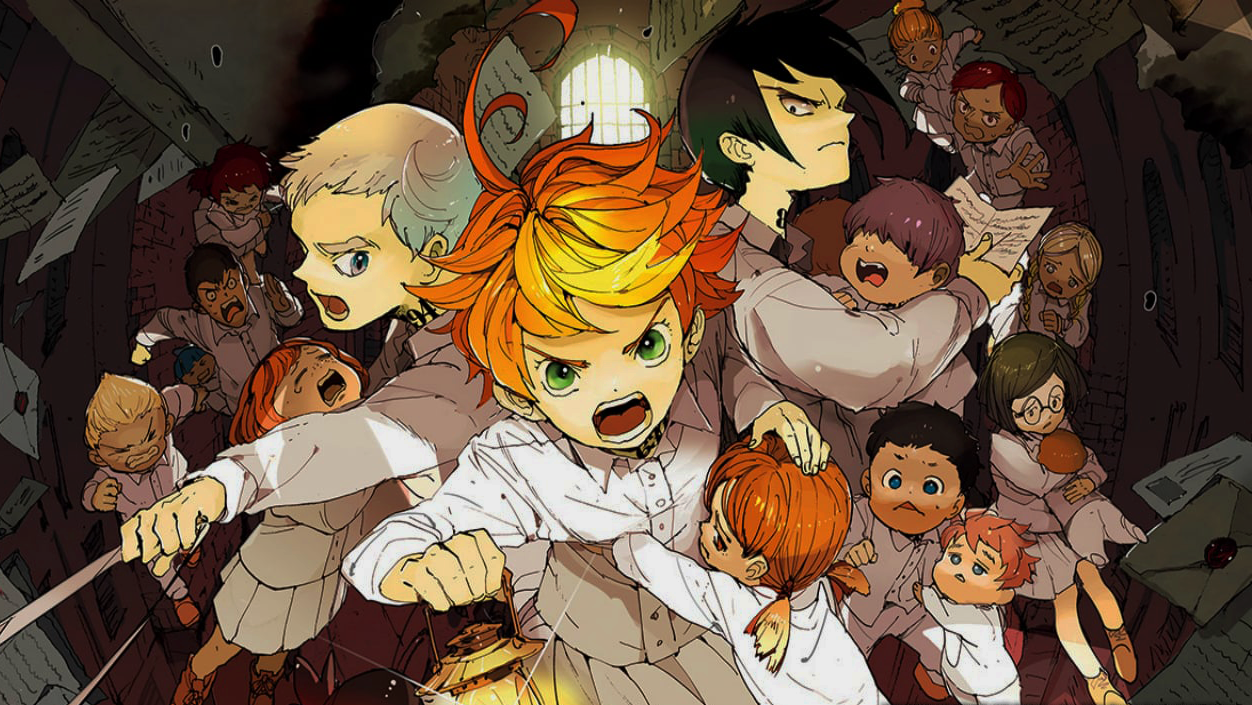 The Promised Neverland – Lutando pela sobrevivência!