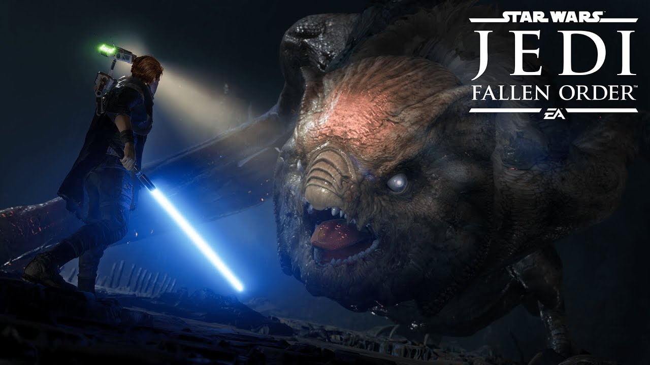 Star Wars Jedi: Fallen Order ganha gameplay ANIMAL!
