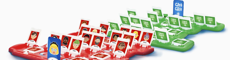 Cara a Cara - 7 Jogos INCRÍVEIS de tabuleiro para jogar com a família!
