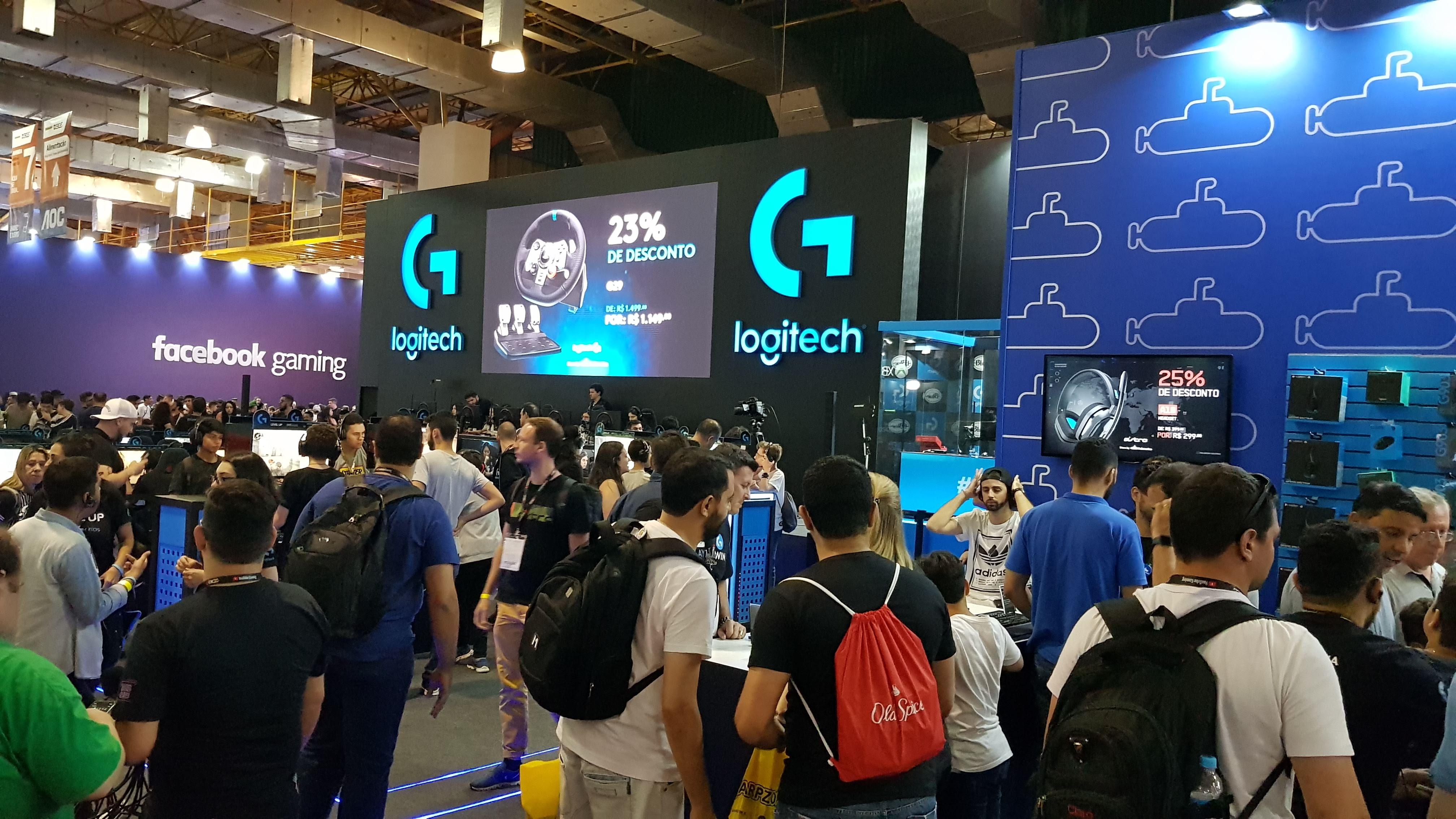BGS 2019 | Logitech lança marca 'Blue Microphones' e traz seu portfólio completo para o evento