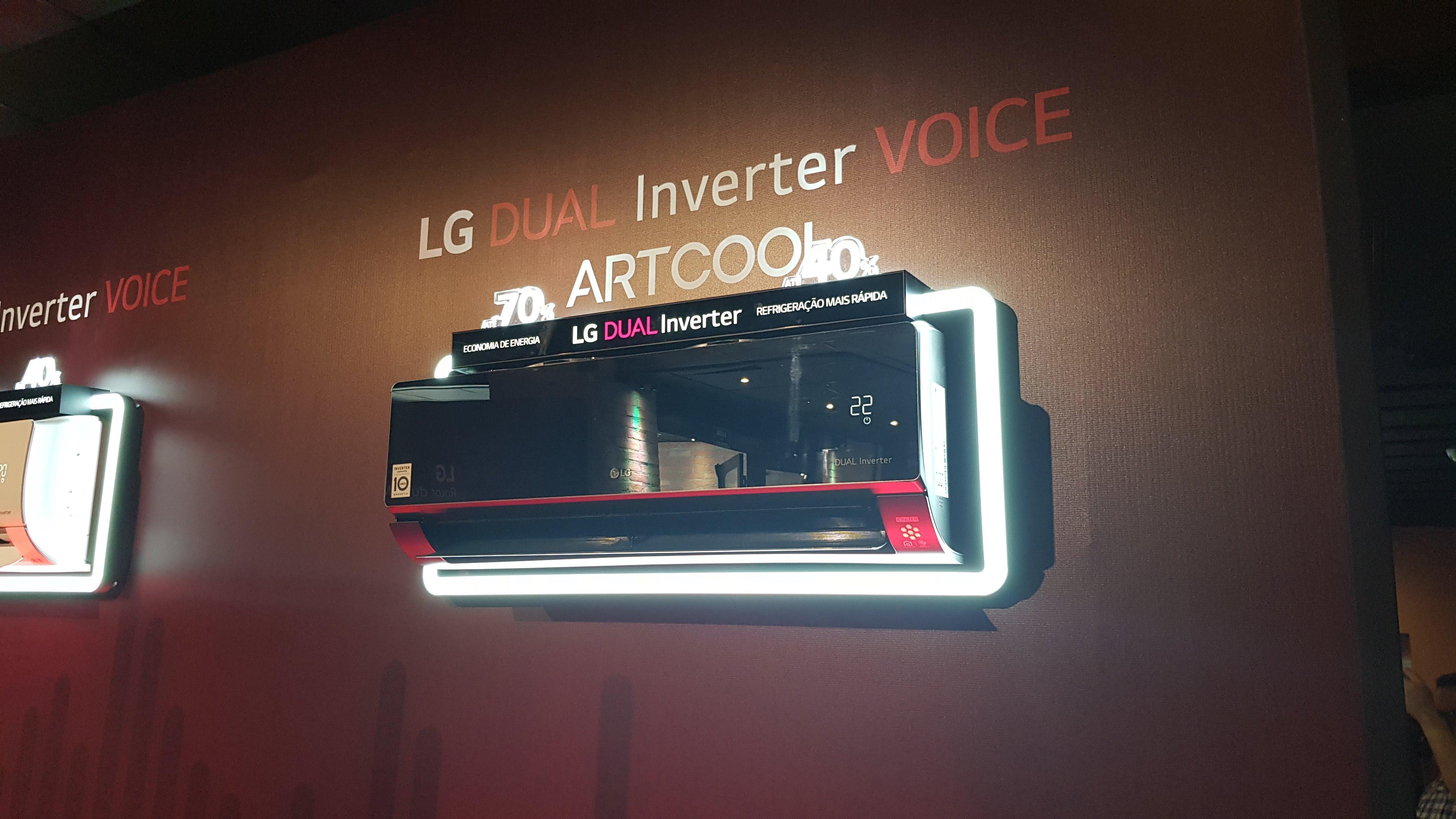 LG renova toda sua linha de condicionadores de ar Dual Inverter em 2019