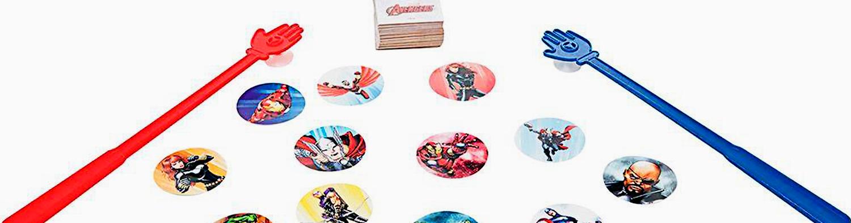 Tapa Certo: Avengers - 7 Jogos INCRÍVEIS de tabuleiro para jogar com a família!