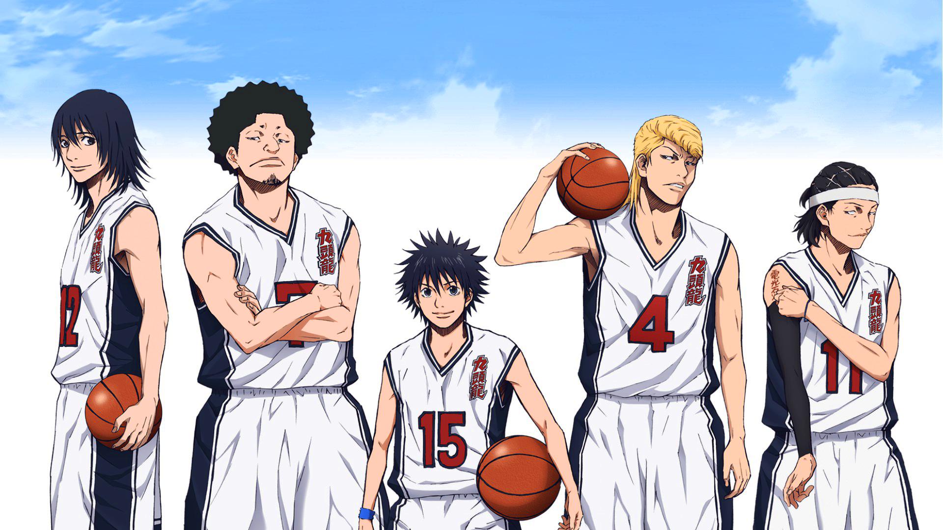 Ahiru no Sora: Animes de esporte estão voltando com força total!