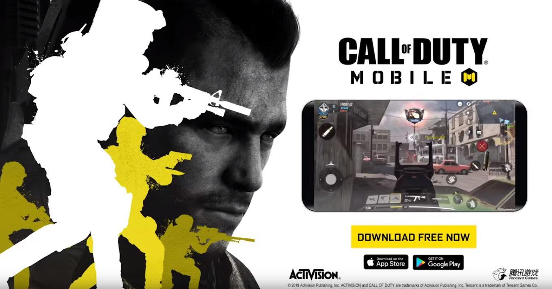 Actvision | Call of Duty: Mobile já está disponível gratuitamente