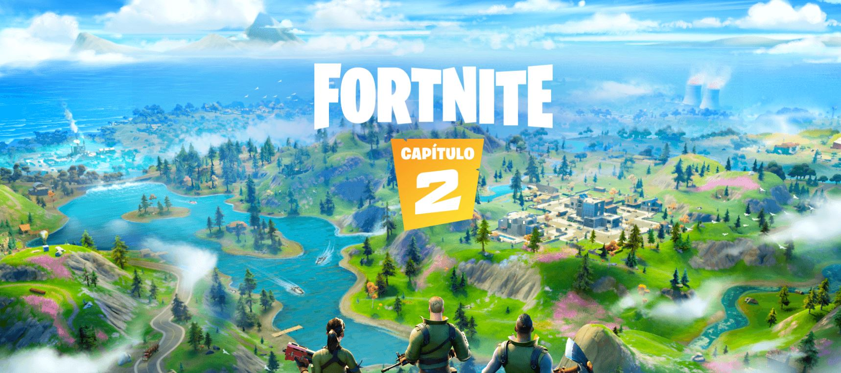 Epic Games | Fortnite Capítulo 2 CHEGOU!