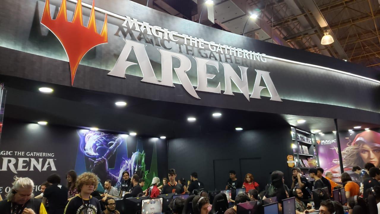 BGS 2019 | Wizards volta à feira com MTG Arena e mais!