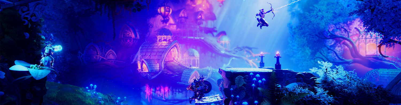 Trine 4: The Nightmare Prince - jornada