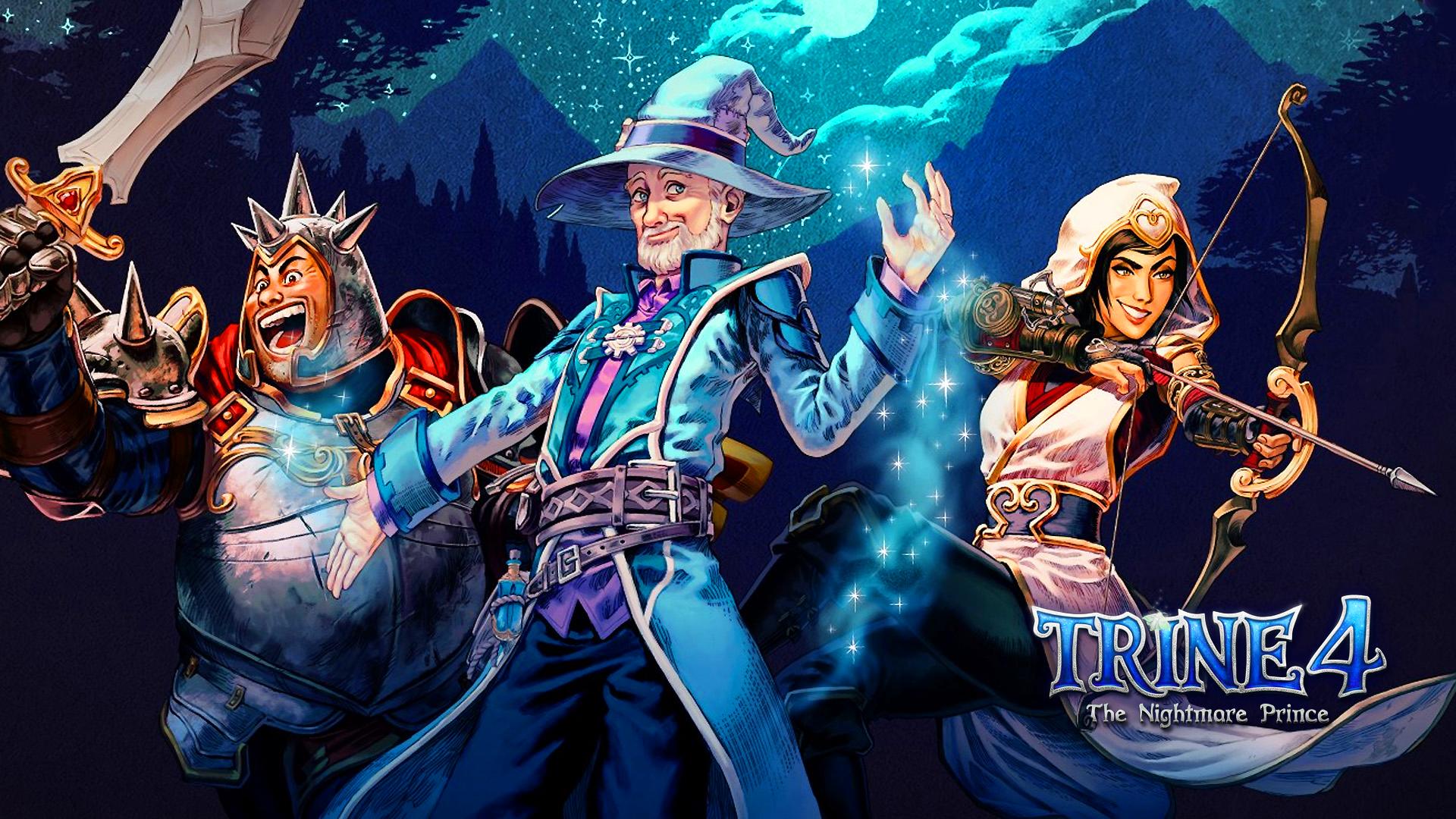Sem se reinventar, 'Trine 4: The Nightmare Prince' volta ao clássico para empolgar