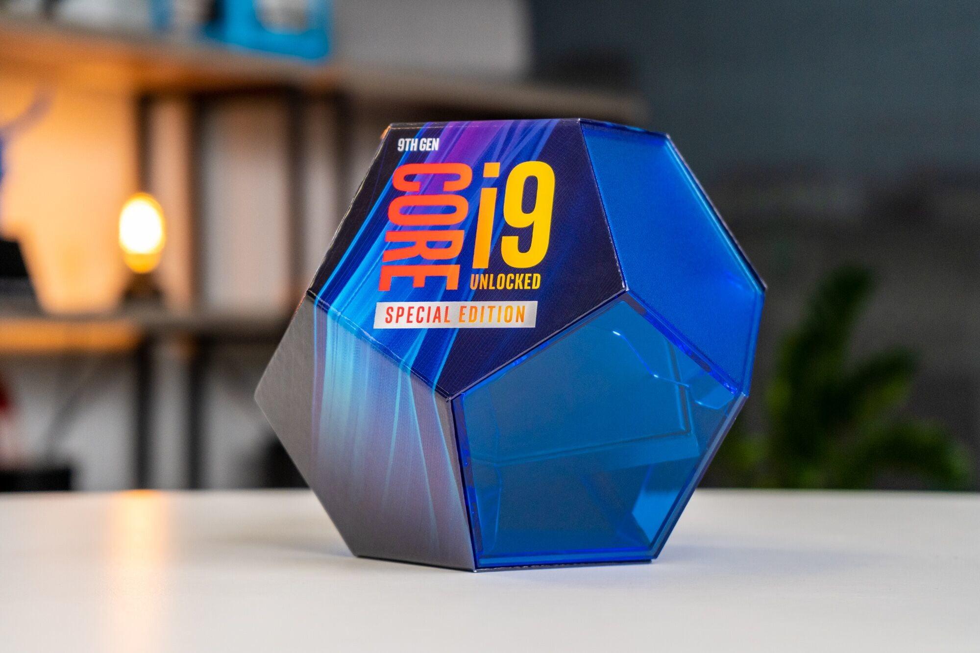 Intel | O melhor processador para jogos recebe uma edição especial i9-9900KS